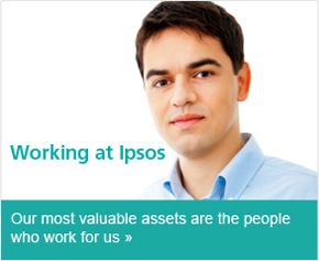working at ipsos